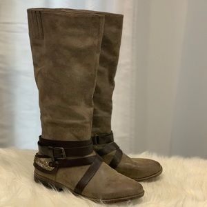 Rampage the Isadora brown boots size 8.5